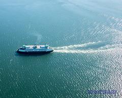 Aerial of MV Chelan Plying the Puget Sound (AvgeekJoe) Tags: usa ferry america washington nikon aerial aerialphoto pugetsound dslr washingtonstate aerialphotography ferryboat wsf aerialphotograph washingtonstateferries mvchelan importedkeywordtags d5300 issaquah130class nikond5300