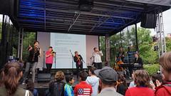 Side by Side (sara.illana) Tags: sidebyside gothenburg goteborg orchestra music kids social action side sweden symphonic