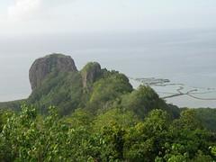 Sokehs Ridge, Pohnpei.