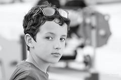 Luca (Diego Pianarosa (aka Pinku)) Tags: family portrait blackandwhite bw black canon luca child famiglia tamron 90mm pinku 70d diegopianarosa