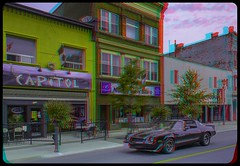 Niagara, Ontario 3-D ::: HDR/Raw Anaglyph Stereoscopy (Stereotron) Tags: urban ontario canada america radio canon eos stereoscopic stereophoto stereophotography 3d downtown raw control north citylife streetphotography kitlens twin anaglyph niagara stereo capitol stereoview remote spatial 1855mm hdr province musclecar redgreen 3dglasses hdri transmitter stereoscopy synch anaglyphic optimized in threedimensional stereo3d cr2 stereophotograph anabuilder synchron redcyan 3rddimension 3dimage tonemapping 3dphoto 550d stereophotomaker 3dstereo 3dpicture anaglyph3d yongnuo stereotron