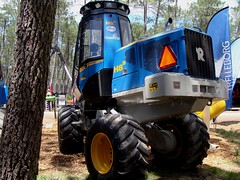 Forexpo 2016(100) (TrelleborgAgri) Tags: forestry twin tires trelleborg skidder t480 forexpo t440