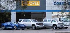 not Opel (RL GNZLZ) Tags: chevrolet tahoe camaro silverado v8