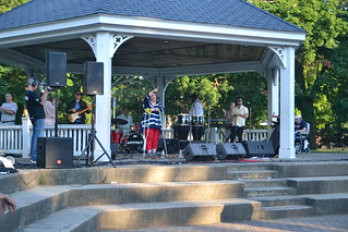 Waltham Arts Concerts on the Common