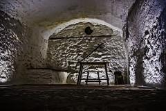 Cofre de cal y canto (Ignacio M. Jimnez) Tags: espaa spain quijote cave cervantes ciudadreal cueva castillalamancha argamasilladealba casademedrano