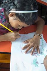 _TEF5641 (Edson Grandisoli. Natureza e mais...) Tags: peixe papel escola lpis menina desenho jovem desenhando amaznia educao ribeirinha cabocla educaoambiental regionorte