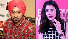 Diljit Dosanjh barely speaks,  Anushka Sharma (Punjab News) Tags: punjabnews punjab news bollywoodactress bollywoodnews hollywood