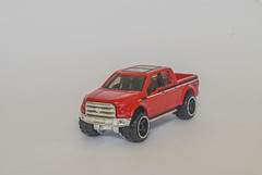 2015 Ford F-150 (Rifat J. Eusufzai) Tags: car model hotwheels diecast