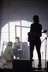 tributo al disco 'The Wall' de Pink Floyd-14 (RevistaCulturalSono) Tags: pinkfloyd teatrolibre fotosleginik classicstonetributeband