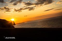 Axhar (1 of 1)-22 (Axhar85) Tags: light sea sun sunrise spain cloudes traveing