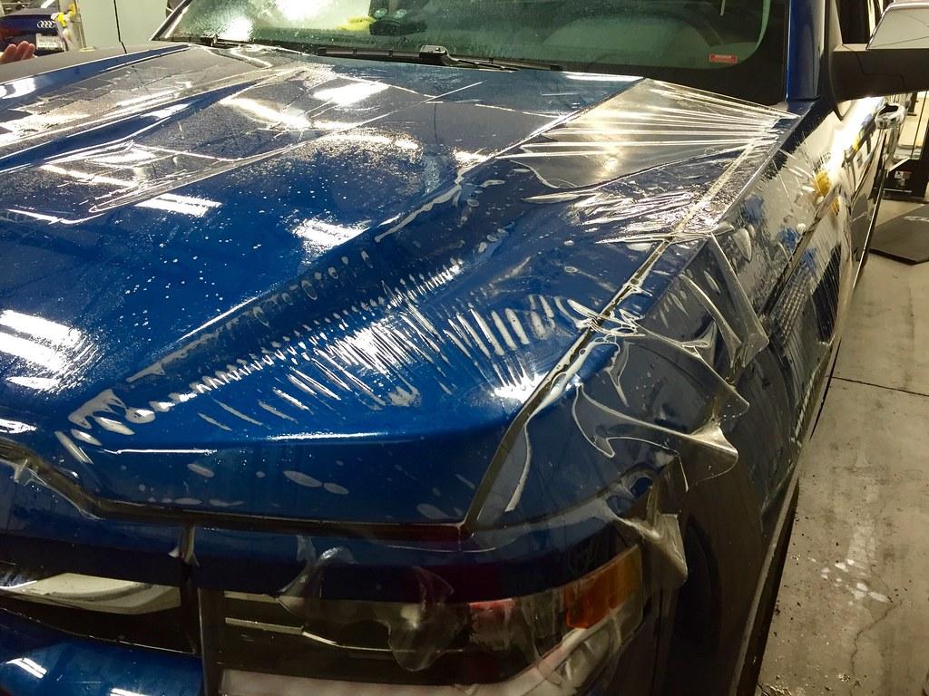 2016 Chevy Silverado 1500 Z71 (Deep Ocean Blue Metallic) -
