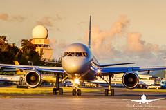 American Airlines B757-200_AS5J1807 (RJJPhotography) Tags: caribbean sxm princessjulianainternationalairport saintmaarten