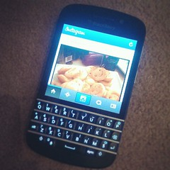 First attempt at hacking a Blackberry Q10: SUCCESS!