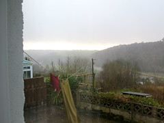 Around Calstock/11 (Joanpix) Tags: england rain cornwall tamarvalley calstock aonb torrents
