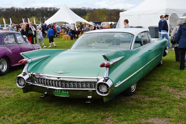show cadillac eldorado 64 coupe v8 bakewell 1959 litre showground 390cu tff614