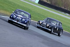 Jaguar Mk1's (MPH94) Tags: park peter reid anthony jaguar greats nigel touring webb burton oulton mk1 hrdc