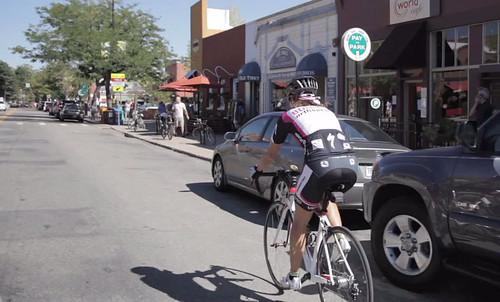 Photo - Downtown Boulder - photo courtesy of LogRhythm