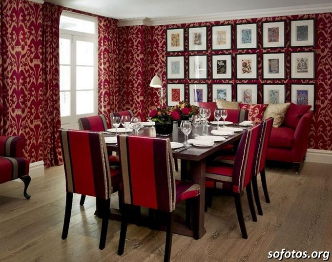 Salas de jantar decoradas (158)