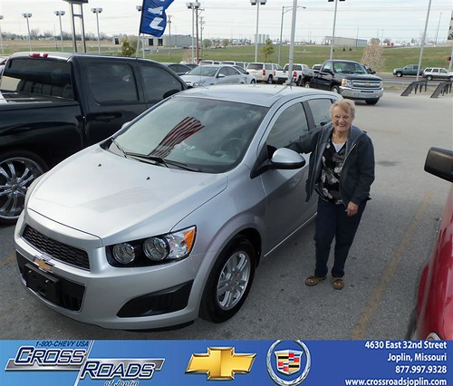 Crossroads Chevrolet Cadillac would like to wish a Happy Birthday to Patricia Ingle!