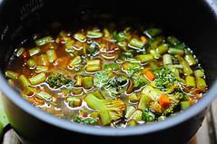 veg biryani recipe - rice cooker pressuer cooker veg biryani-4