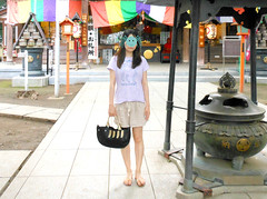 What I wore today, 2013 June 15 (aya1gou) Tags: summer fashion unicorn whatiwore tsumorichisato