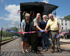 Cass Scenic Railroad 50th Anniversary (Scriptunas Images) Tags: railroad train steam westvirginia shay locomotive cass cassscenicrailroad