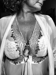 Woman (Giuseppe Sirni) Tags: woman sexy donna bn biancoenero blackandwite monocrome petto seno flickroid