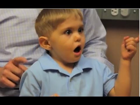 Jane Wicker Crash, 3-Year Old Hears First Time, Paula Deen, Maria Sharapova