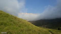 Dream Moon (iiriix) Tags: mountain damavand دماوند کوه رویا