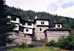 Bulgarie, architecture