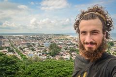 Aerial views of Monrovia, Liberia (jbdodane) Tags: africa city citycenter ducor hotel hotelducor jb liberia monrovia freewheelycom jbcyclingafrica