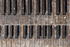 The Keyboard.jpg (Bob's Corner) Tags: montreal urbex