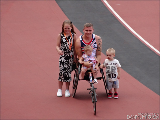David Weir and Family
