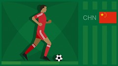 China Soccer Graphic (SidewinderII) Tags: china sport football goal team kick fifa flag soccer country run player jersey pitch worldcup score turf afc dribble thegreatwall nationalteam olympicgames    chn     teamchina         thedragons    beijingnationalstadium       teamdragon         wnlichngchng     longzhidui zhongguodui    lngzhdu guz zhnggugujizqidu   soccergraphic