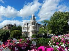 Amsterdam (moscouvite) Tags: voyage amsterdam fleurs ciel paysbas sonydslra450 heleneantonuk