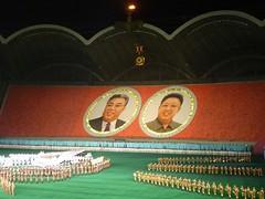 Mass games (gavsherry+gen) Tags: show amazing kimjongil northkorea pyongyang dprk juche kimilsung massgames