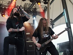 "Hellish Crossfire @ Rock Hard Festival 2013 • <a style=""font-size:0.8em;"" href=""http://www.flickr.com/photos/62284930@N02/9609460756/"" target=""_blank"">View on Flickr</a>"