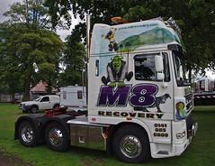 M8 Recovery DAF XF 'Shrek' at Truckfest Scotland 2013 (andyflyer) Tags: shrek lorry m8 trucks recovery daf lorries xf haulage truckfest dafxf roadhaulage truckphotos m8recovery truckphotography truckfestscotland truckfest2013