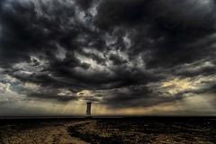La tour blanche (Bernardvinc) Tags: summer sky nikon bretagne ciel t nuages flickrstruereflection1 flickrstruereflection2 flickrstruereflection3 flickrstruereflection4 flickrstruereflection5