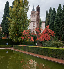 Granada-Spain (ayhanaltun) Tags: architecture spain europe palace alhambra moorish granada andalusia