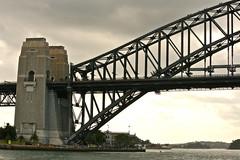 Stairway to Heaven?_3335 (Rikx) Tags: bridge harbour sydney australia coathanger stairwaytoheaven sydneyharbourbridge touristclimb