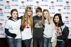 Justin Bieber - Meet and Greet 2010 (biáncaathorpe) Tags: old justin people london happy photography famous meet greet bieber justinbieber