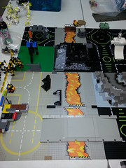 Cauldron Station - Aerial View (Red_Robot_XIII) Tags: mobile frame zero mfz mf0