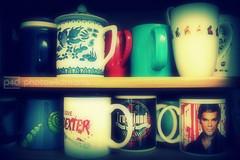 there's a dexter in my cupboard (photos4dreams) Tags: cup cups cupboard tassen schrank geschirr photos4dreams photos4dreamz p4d geschirrschrank drwhop4d