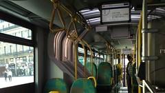Roissybus to Aeroport Charles de Gaulle departs from corner Rue Scribe and Rue Auber, Paris (David McKelvey) Tags: paris france de europe charles gaulle aeroport 2013 roissybus