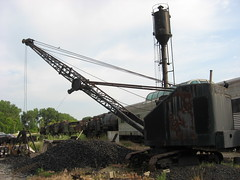 irymKoehringCrane_2 (TurningAngles) Tags: railroad construction crane machine trains machinery excavator illinoisrailwaymuseum koehring