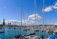 Puerto de Badalona (V.Maza) Tags: port puerto playa romanos badalona montigala canyet baetulo cansolei santjeronidelamurtra calarnús rocaipi calalemany magìc pontdepetroli