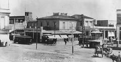 La Habana 1920, calle Belascoain y San Lazaro (ROGALI) Tags: calle cuba habana tranvia sanlazaro belascoain