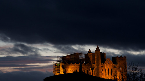 The Rock of Cashel ©  Still ePsiLoN