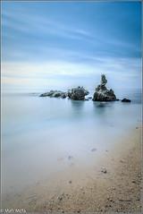 12012014-Mafrmcfa-08851.jpg (Mafr-Mcfa) Tags: espaa mar agua mediterraneo playa arena amanecer cielo nube roca catalua gerona
